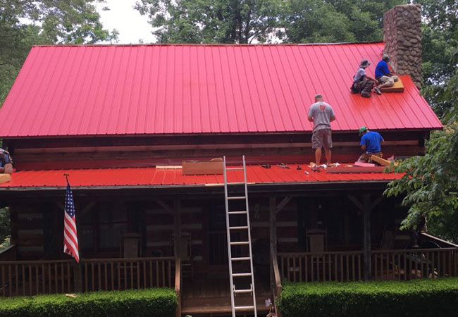 Roof Repair at AAA Roofing & Siding in Jamestown, NC